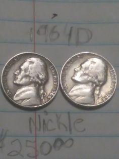 Type: Jefferson Nickel Year: 1962 Mint Mark: No mint mark Face Value