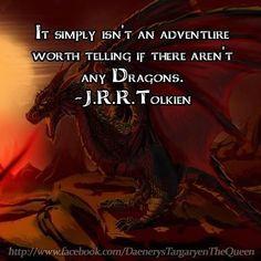 So true. The man. The legend, J.R.R. Tolkien