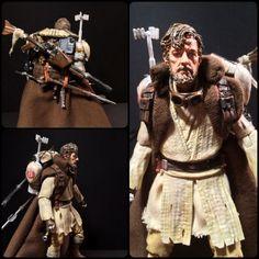 Mythos Obi-Wan (Star Wars) Custom Action Figure [Mytho Obi-Wan multiple view]