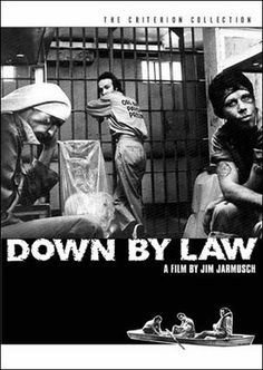 DOWN BY LAW, a film by Jim Jarmusch. Filmed in and around New Orleans with Tom Waits.