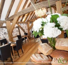 Michelin-starred Restaurant Tristan. A 16th-Century building on Horsham's East Street, where it's all about the enjoyment of exceptional seasonal food.