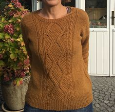 Another great test for Isabell, once again sailing smooth waters! Such a fun knit, thank you so much, Isabell, for having me! :-*  Needles: size 4, size 3,5 for cuffs, hem and neck My gauge: 20 st ...