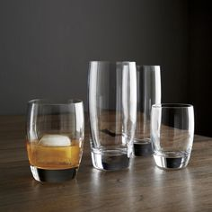 Set of 12 Otis Highball Glasses | Crate and Barrel