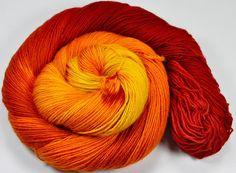 Chromatic Sock by Zarzuela's Fibers