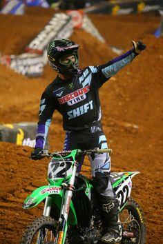 lcqissue: Chad Reed - Photo Blast: Atlanta 1 -... - Motocross Heaven