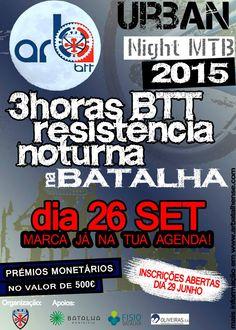 ARB Urban Night MTB 2015