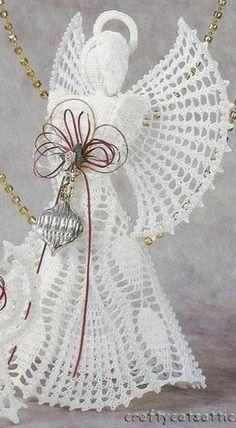 crochet angels