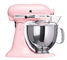Kitchenaid Artisan 5ksm150psepk Multifunction Food Processor Pink