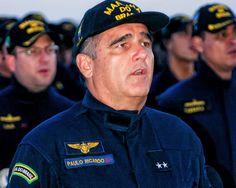 T&D entrevista o comandante da Força Aeronaval