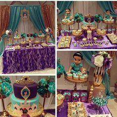Jazmin party