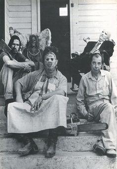 The Texas Chainsaw Massacre (1974) – La Masacre en Texas.