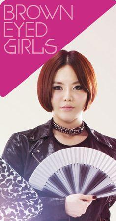 Miryo - Brown Eyed Girls
