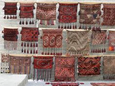 Bukara ... rugs? Bukhara? The blog this image linked to has been removed.