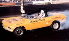 RANDY WALLS Corvair roadster AA/FC