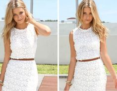 Find More Dresses Information about 2015 new arrival White lace dress women summer dress sleeveless sexy cute casual dresses women's Vestidos roupas femininas,High Quality dress standard,China dress heels Suppliers, Cheap dress barn dress from Trading you and me on Aliexpress.com