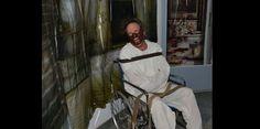 Jo Dawson-Fondren's Haunted Hospital- The Asylumn- Haunters Hangout Show Halloween