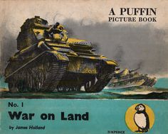 War On Land, James Holland, PP1, 1940
