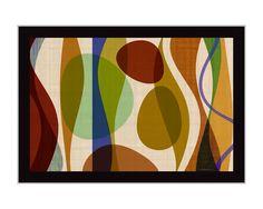 Barry Osbourn 'Postive Energy I' Framed Art Print Framed Canvas Prints, Canvas Frame, Framed Wall Art, Wall Art Decor, Contemporary Wall Art, Affordable Art, Online Art Gallery, Art Pieces, Abstract