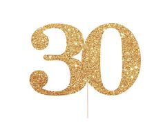 30th Birthday Party Decorations, 30th Birthday Decorations, 30th Birthday Cake Topper, 30 Birthday Cake Topper, 30 Birthday Decorations