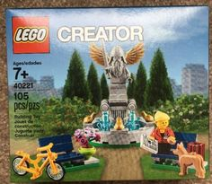 Lego 40221 Creator Fountain - NEW - Sealed