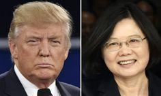 China asks US to block Taiwan president trip after talk of Donald Trump meeting