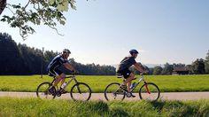 Die zehn schönsten Radl-Touren im MVV-Gebiet - Neue Kartezeigt Routen | Outdoor