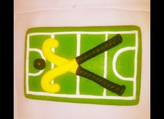 Landhockey Cake