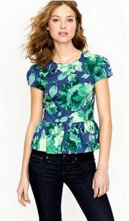 J Crew, Fashion Favorite: floral prints