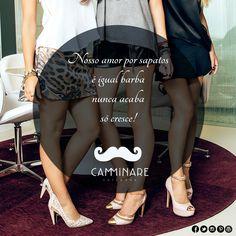 É muito amor!  #camminare #shoes #love #shoescm #amor #sapatos