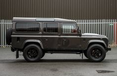Twisted 110 Land Rover Defender... understated exterior styling.