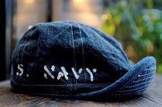 Home - Spot Pop Fashion Vintage Shirts, Vintage Men, Vintage Outfits, Denim Hat, Raw Denim, Military Fashion, Mens Fashion, Army Hat, News Boy Hat