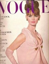 Vintage Vogue from the 60s