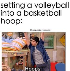 Volleyball humor ball is life volleyball jokes, volleyball p Volleyball Jokes, Volleyball Workouts, Volleyball Drills, Coaching Volleyball, Volleyball Players, Volleyball Sayings, Volleyball Motivation, Volleyball Training, Volleyball Inspiration