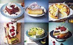 Magic cake recipes