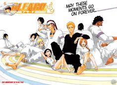 You are reading Bleach Chapter 686 in English. Read Chapter 686 of Bleach manga online. Ichigo Manga, Ichigo Y Orihime, Manga Anime, Kenpachi Zaraki, Anime Art, Bleach Anime, Bleach Fanart, Shinigami, Boas