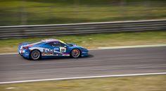 2012 Ferrai 458 Italia challenge hot brakes