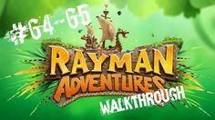 Rayman adventures walkthrough android (adventures 64-65)