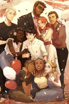 """eerna: """"~And they all lived happily ever after~ """" The Lunar Chronicles I Love Books, Good Books, My Books, Fanart, The Lunar Chronicles, Lunar Chronicles Headcanons, Sweet Shirt, Marissa Meyer Books, Mickey Mouse"""
