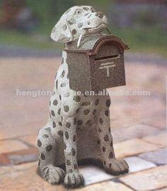 mailbox+sculptures