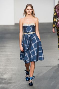House of Holland Spring 2013 RTW. Look 2.