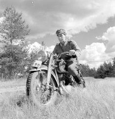 Finnish soldier