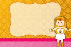 Montando minha festa: She-Ra cute