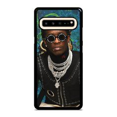 YOUNG THUG SLATT Samsung Galaxy S10 5G Case Cover  Vendor: Favocase Type: Samsung Galaxy S10 5G case Price: 14.90  This premium YOUNG THUG SLATT Samsung Galaxy S10 5G case will create premium style to yourSamsung S10 5G phone. Materials are from durable hard plastic or silicone rubber cases available in black and white color. Our case makers customize and design each case in high resolution printing with best quality sublimation ink that protect the back sides and corners of phone from bumps… Samsung Galaxy Note 8, Galaxy Note 9, Galaxy S8, Smartphone, Young Thug, Black And White Colour, Silicone Rubber, Cover, Printing