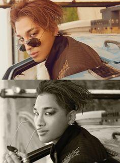 BIGBANG - Vogue Magazine July Issue '15
