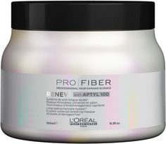 Pro Fiber by L'Oréal Professionnel is a long-lasting recharging haircare program for damaged hair. It starts in-salon and is prolonged at home.Pro Fiber is a long-lasting recharging haircare program for damaged hair. It starts in-salon and . Salon Signs, Hair Masque, Salon Services, Home Treatment, Hair Conditioner, Paris, Damaged Hair, Salons, Hair Care