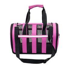 Small Animals Carriers, Soft-sided Pet Carrier - Pet Travel Portable Bag Home for Dogs, Cats and Puppies ** For more information, visit image link. (This is an affiliate link and I receive a commission for the sales)
