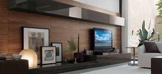 Salon Genişliğine Uygun Televizyon Ünitesi Modelleri