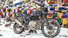 Royal Enfield Himalayan 2017, una trail de verdad, de las de antes
