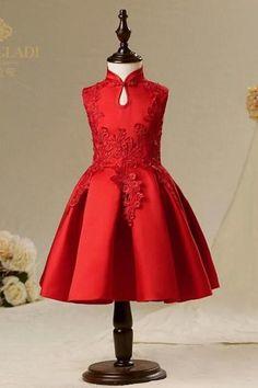 Pretty girl dress, wedding dress, little girl clothing, flower dirl dress,children dress, children clothing