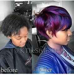#shorthair, #haircolor